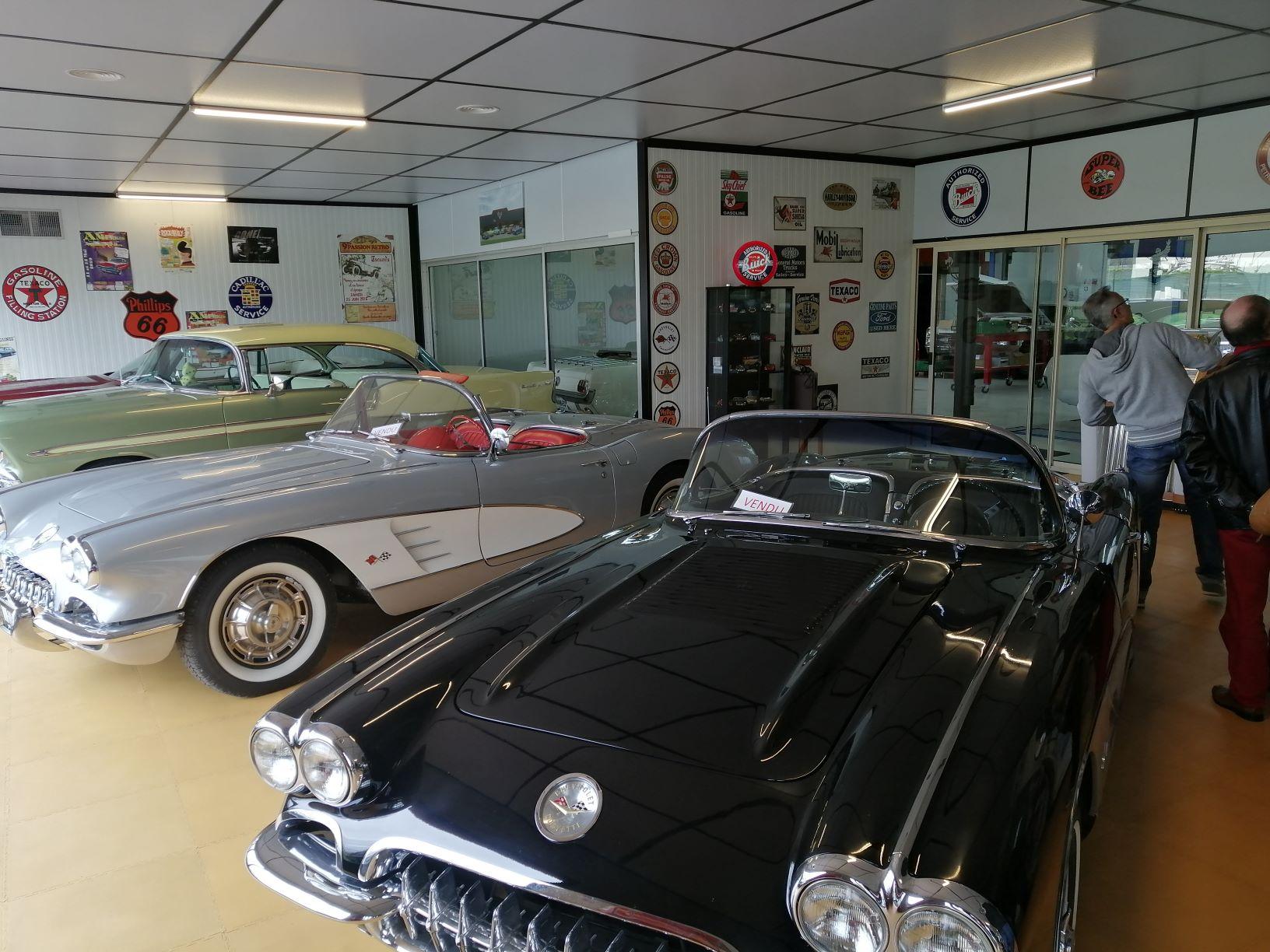 Rétro Garage-c